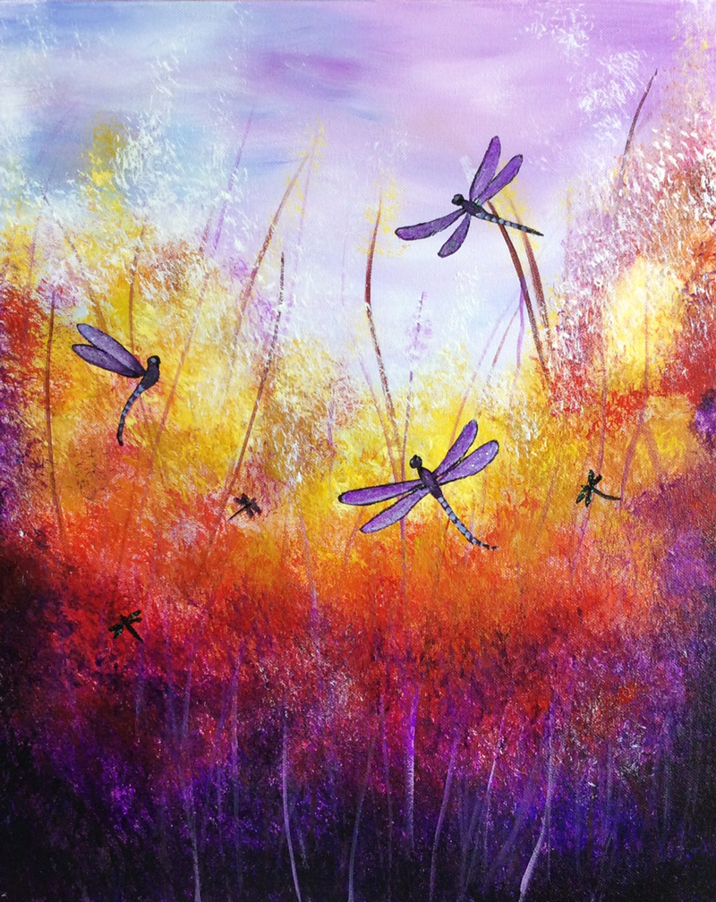 Dragonfly Delight