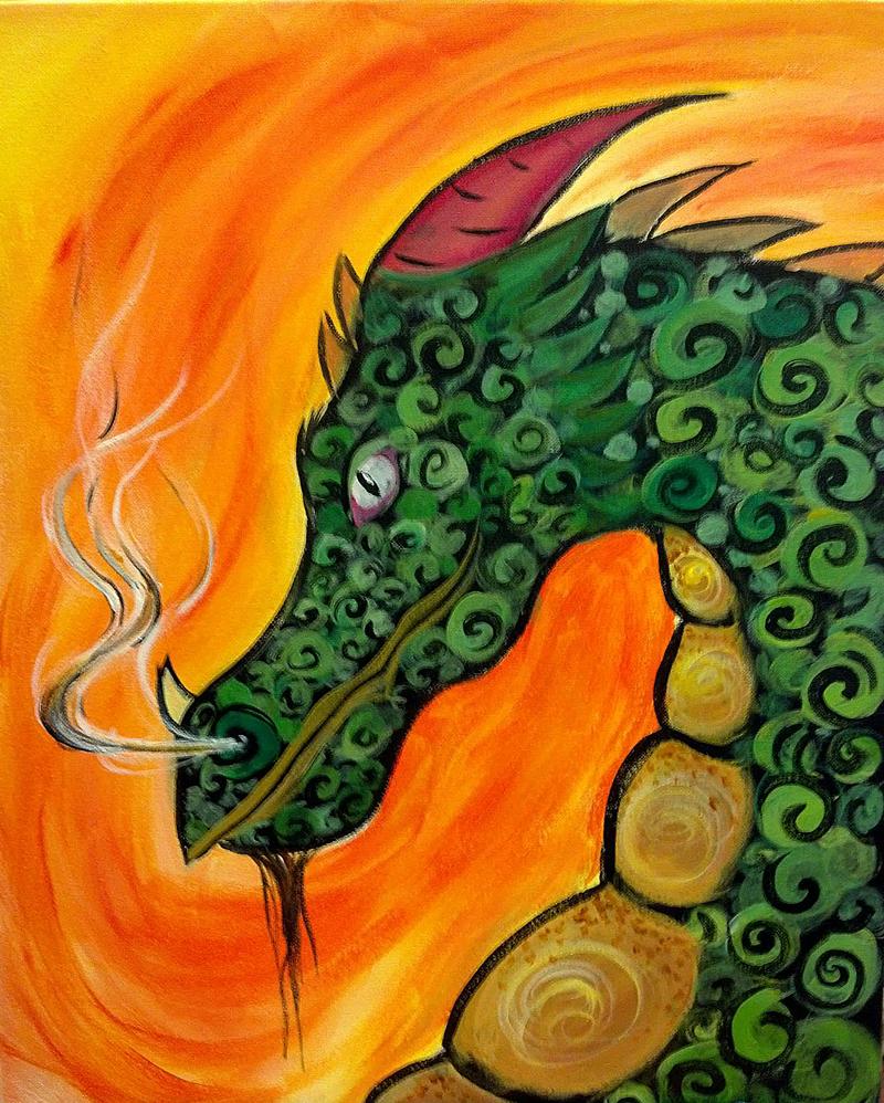 Ben's Dragon