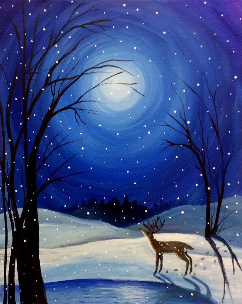 Snowlit Wonderland