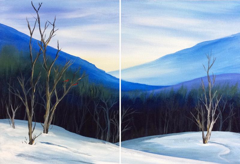 White Mountain Winter (Couples)