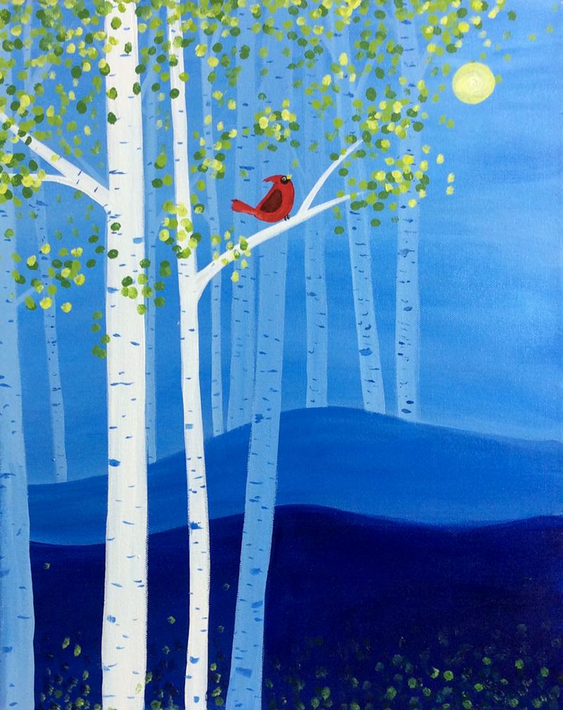 Cardinals & Sunshine