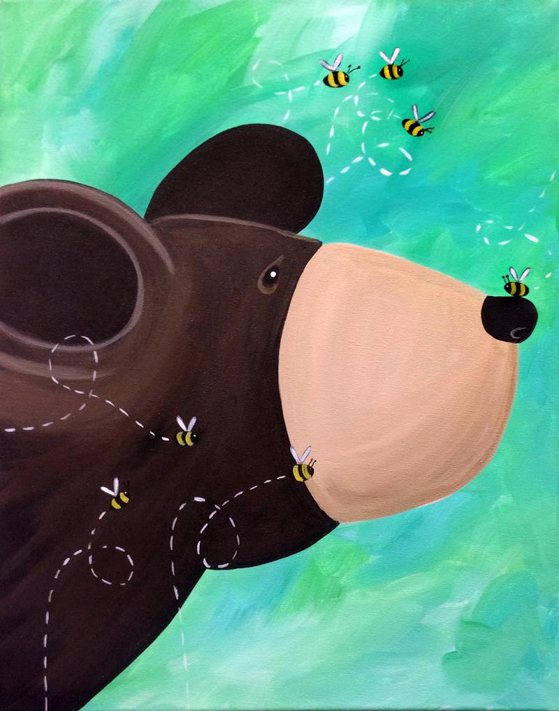 Honey Bear
