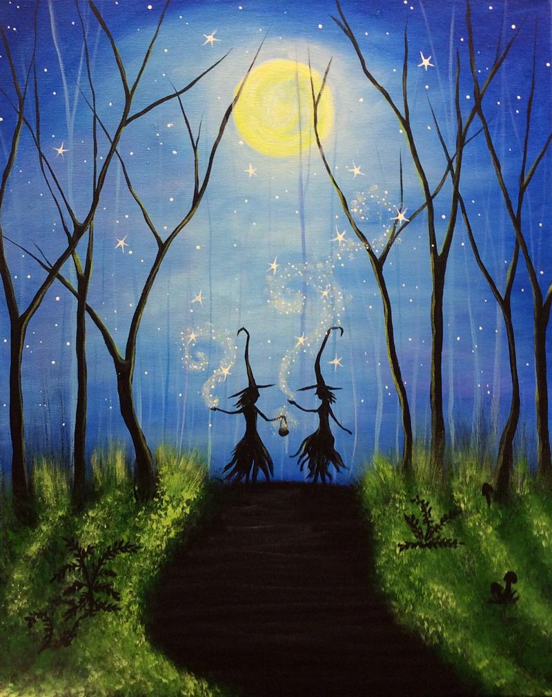 Sorcery & Starlight