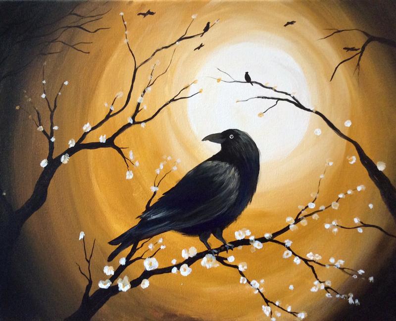 Ravens & Blossoms