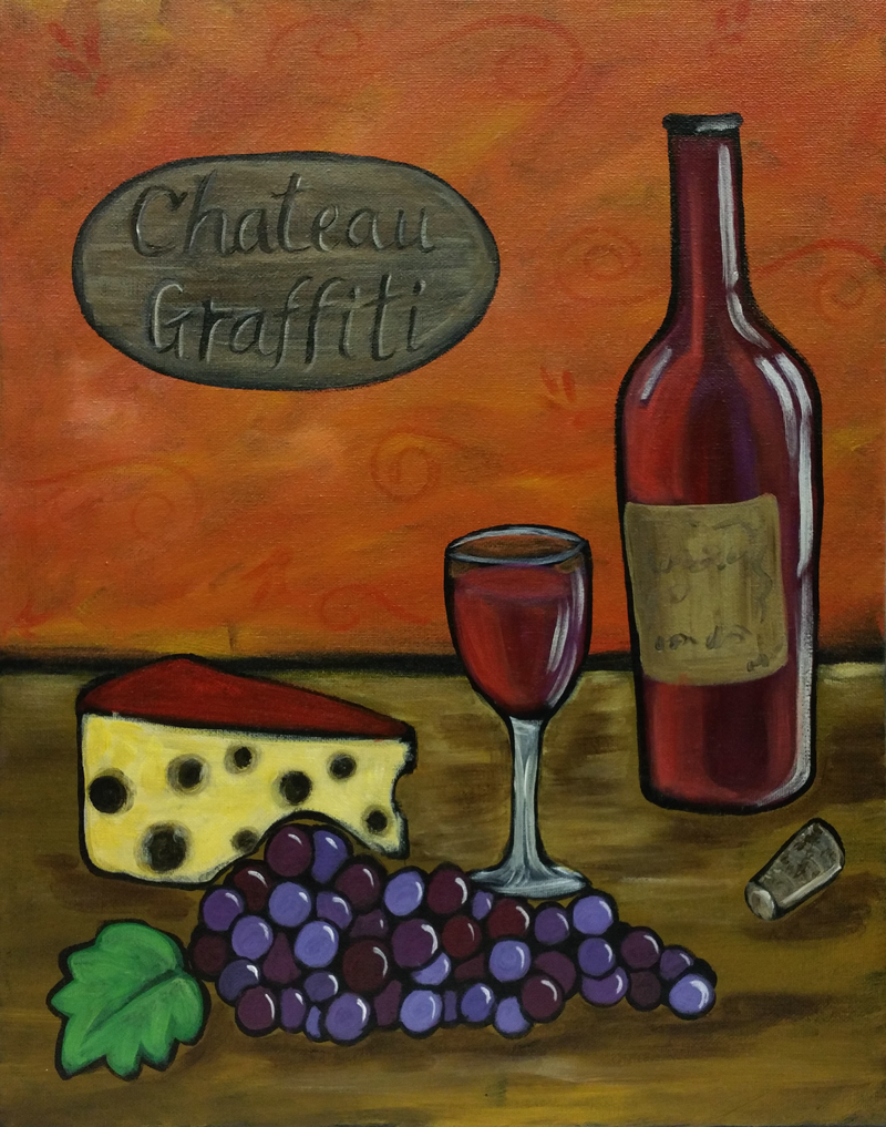 Chateua De Vin
