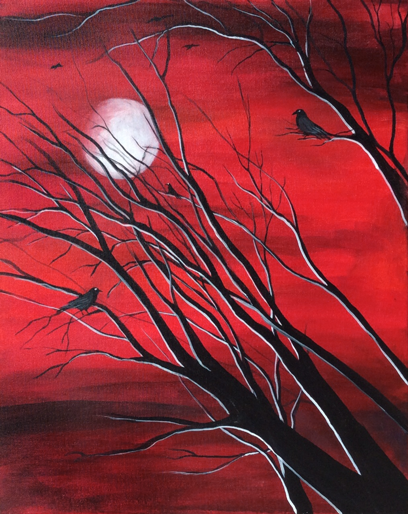 Red Moon Ravens