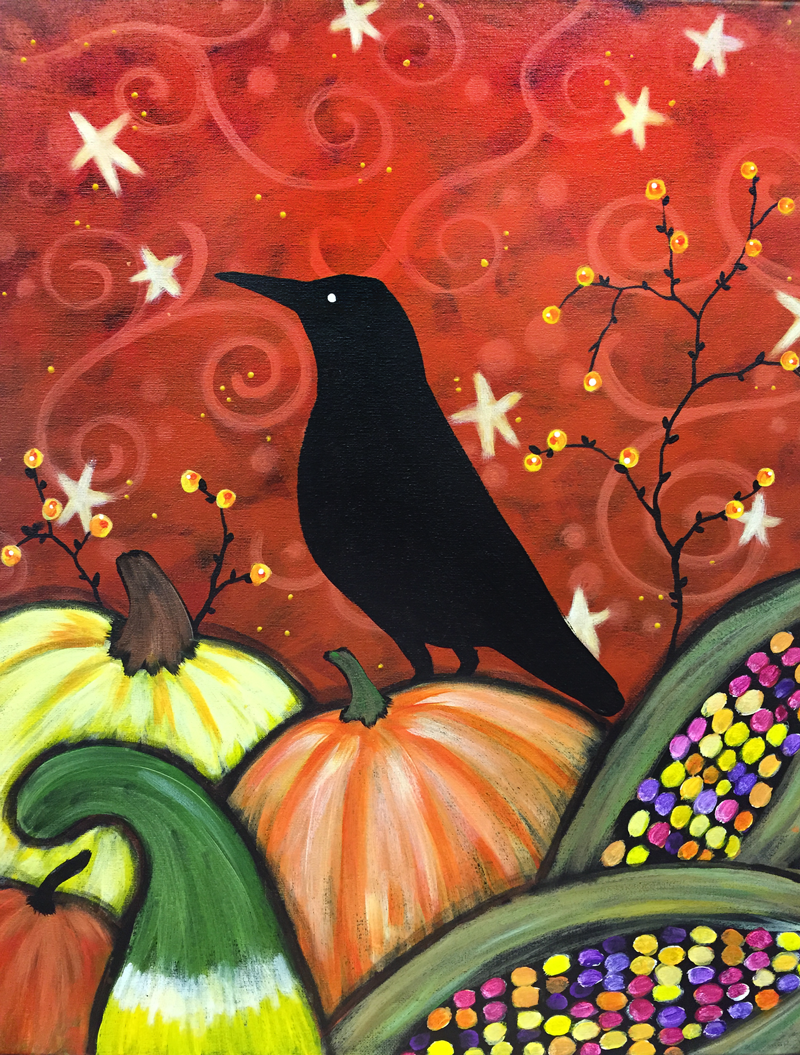Harvest Raven