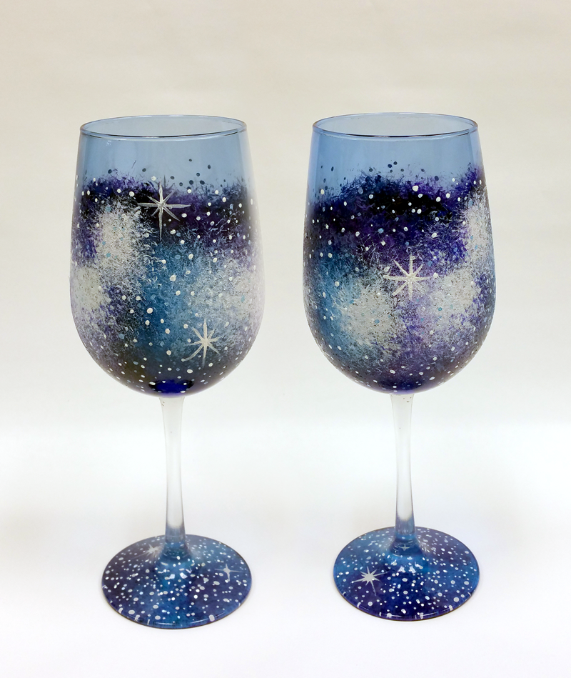 Galaxy Glasses