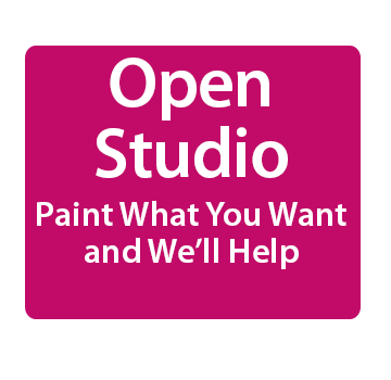 Open Studio at Graffiti Paintbar