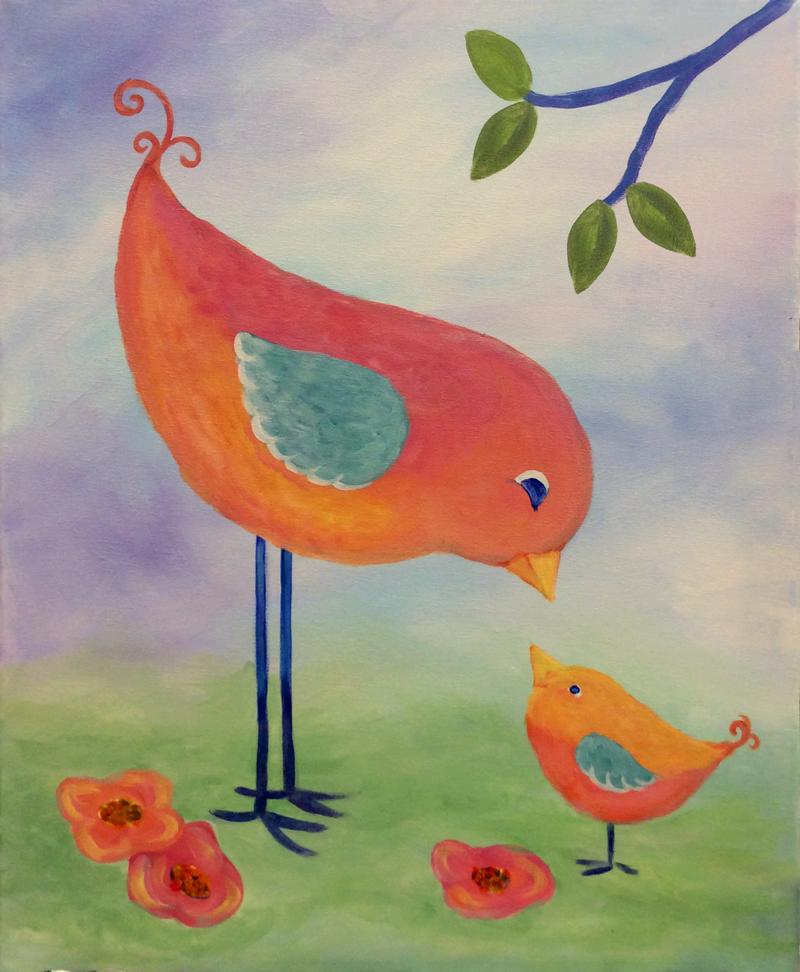 Birdie & Baby