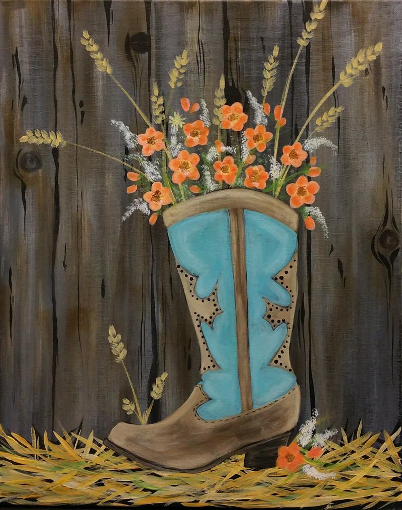 Cowboy Bouquet