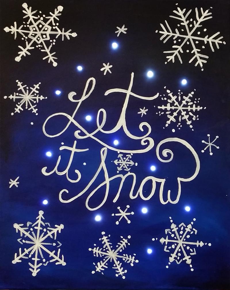 Let It Show LED Lights