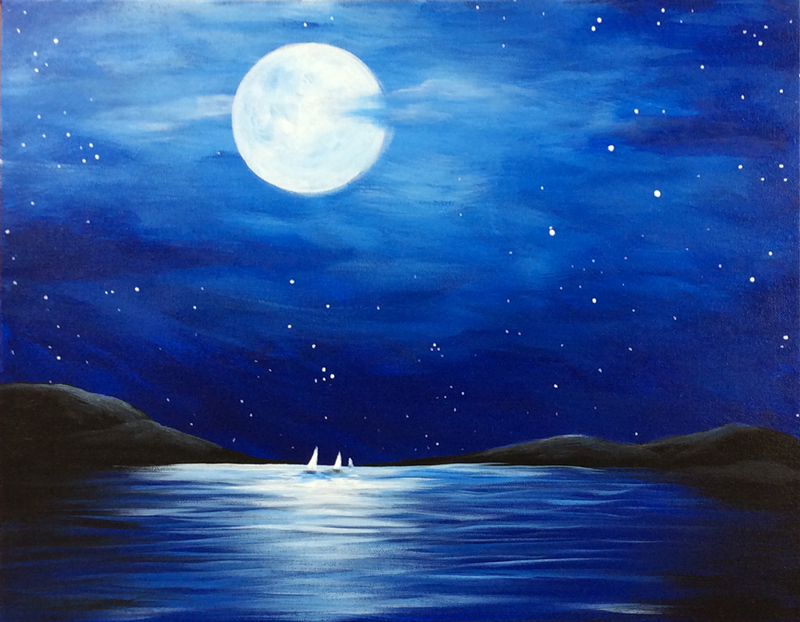 Full Moon Serenity