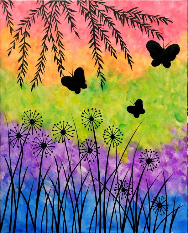 Butterflies & Dandelions