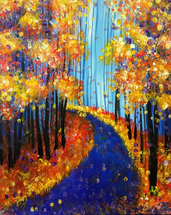 Fall Foliage Stroll