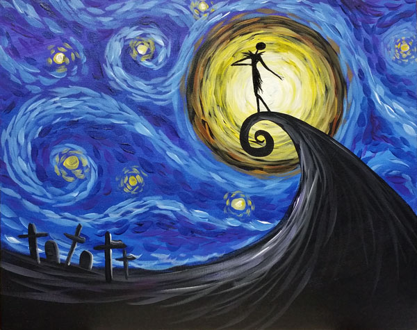 Starry Night Jack