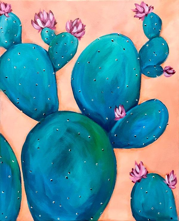 Cactus Bloomz