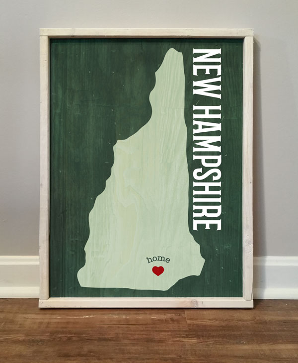 New Hampshire, Heart & Home