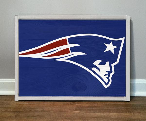 Patriots Logo #1