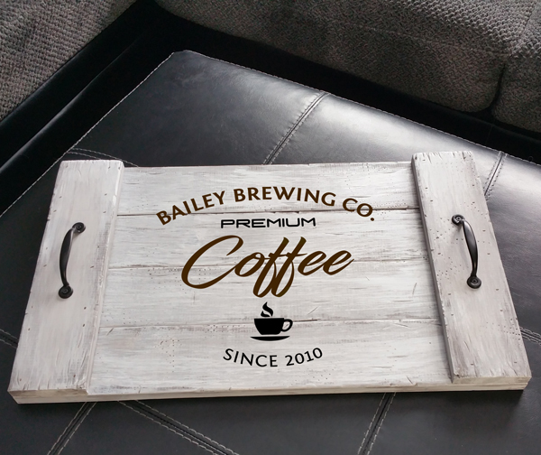 Bailey Brewing 14x24 Tray