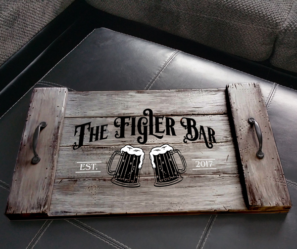 Figler Bar 14x24 Tray