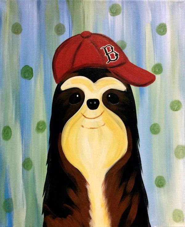 Happy Sloth, Boy