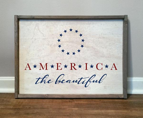 America The Beautiful-1