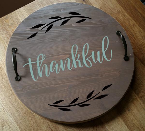 Thankful, Round