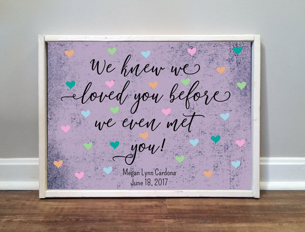 We Knew We Loved You_Name