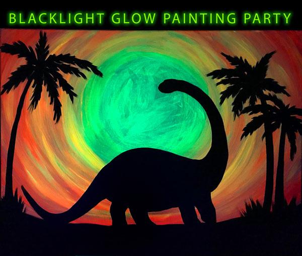 Glow Dino