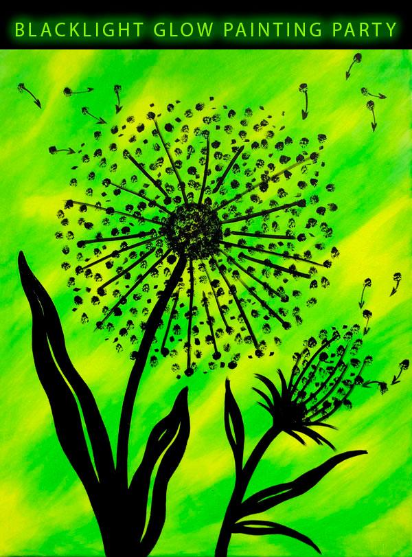 Glow Dandelion