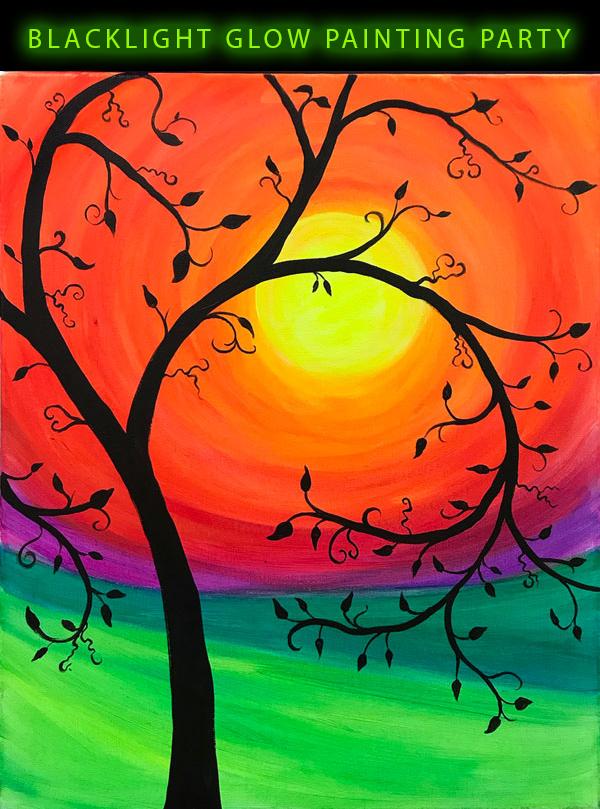 Glow Tree