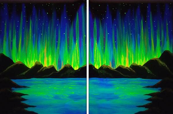 Aurora Glow, couples