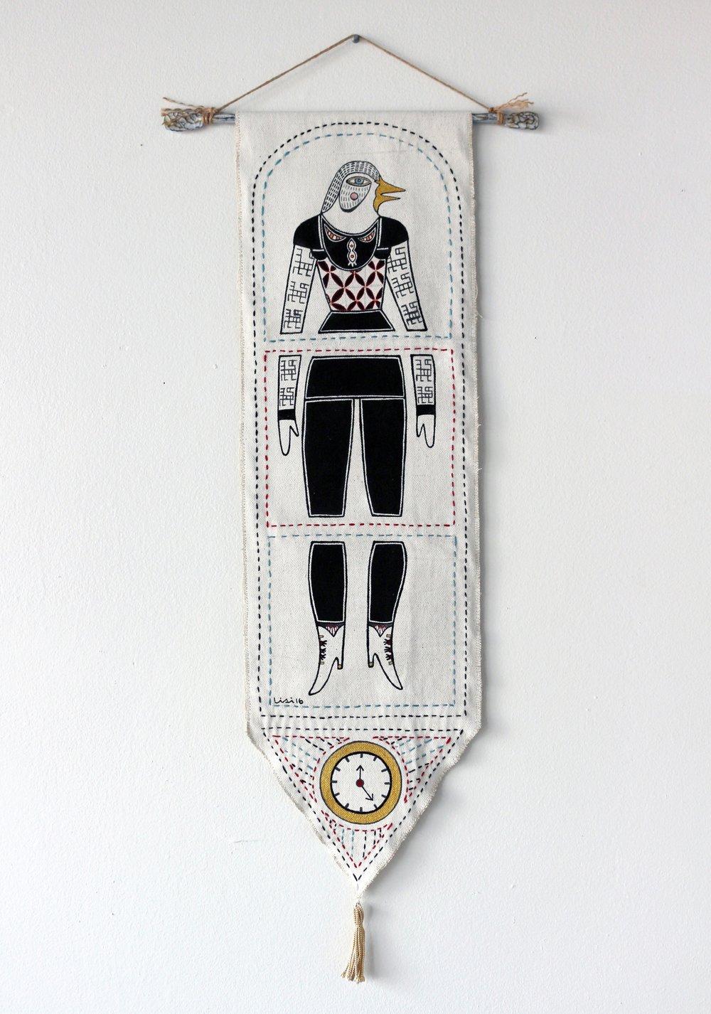 Hortence Tapestry
