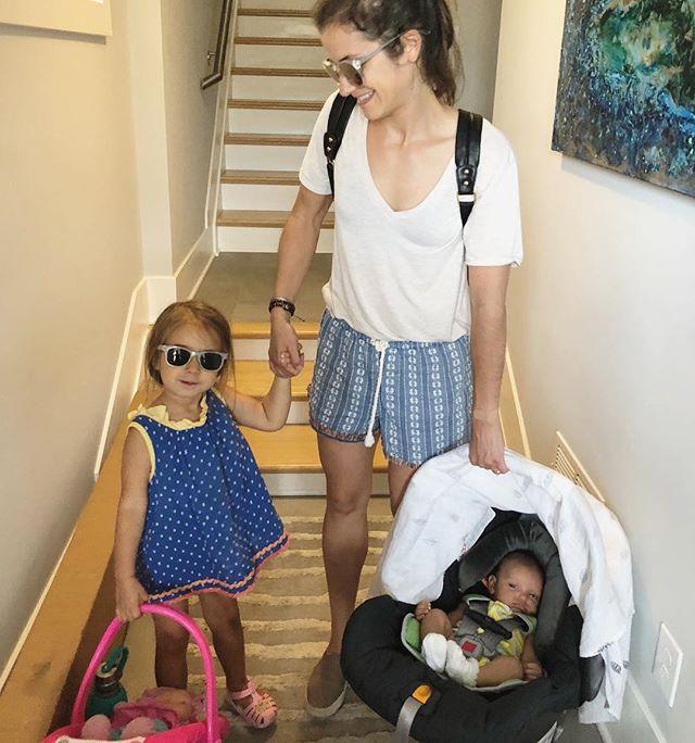 She likes to accessorize like her mama. 🕶, 👶🏽