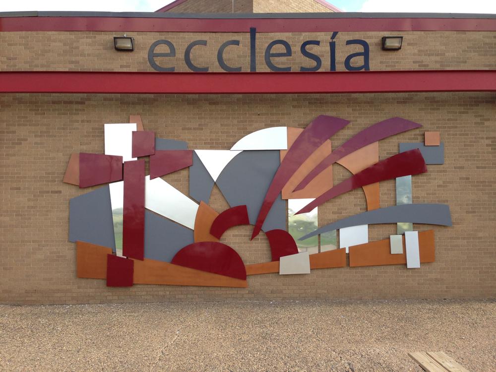 Art for Ecclesia Church — Joel Tardy