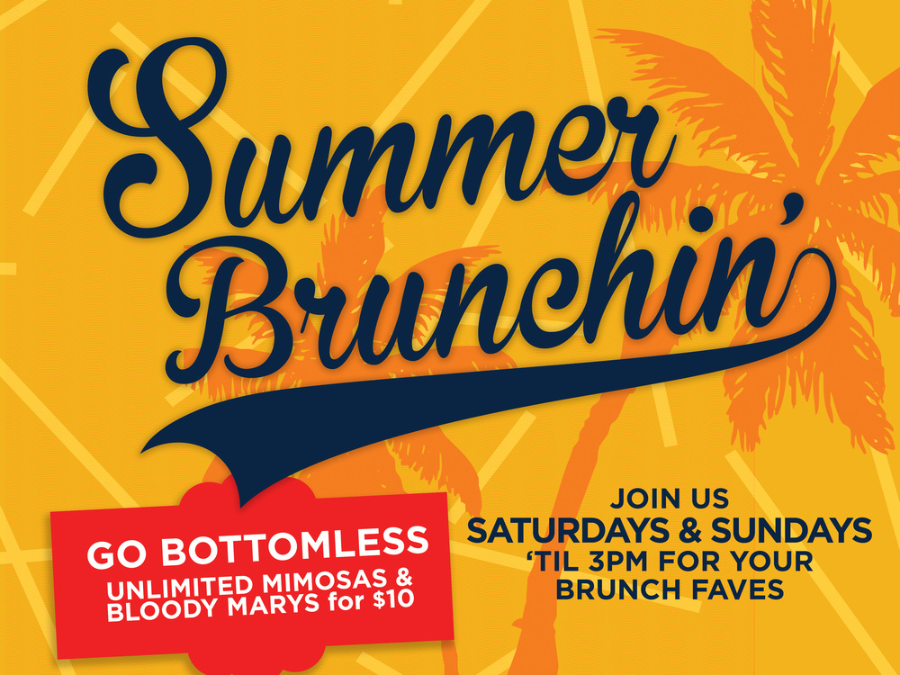 bottomless brunch times square