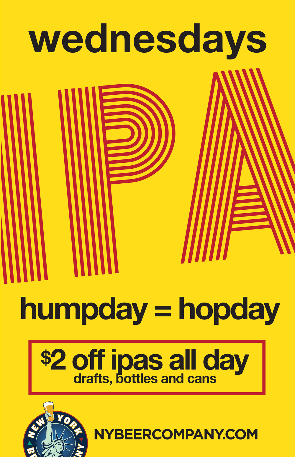 IPA beer specials NYC