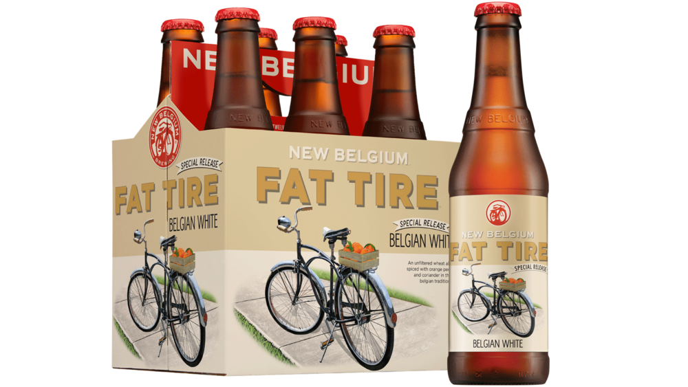 nyc bars with new fat tire white