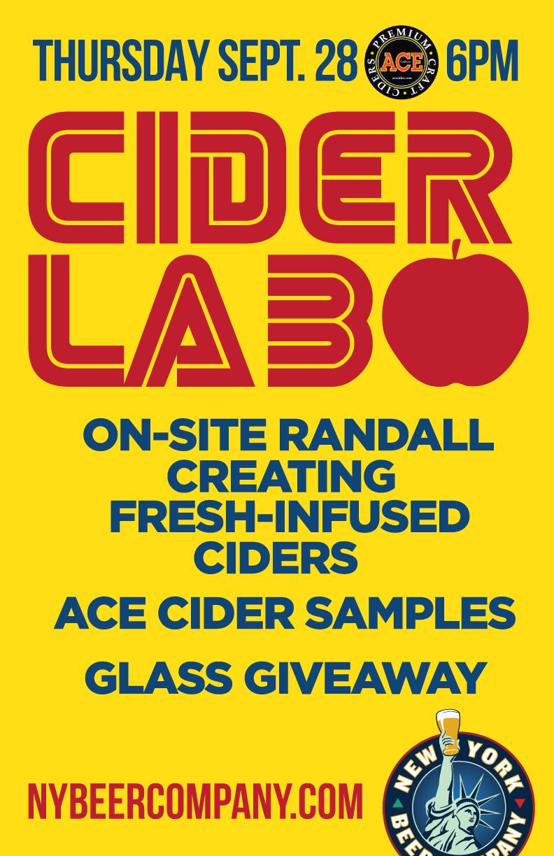 cider lab