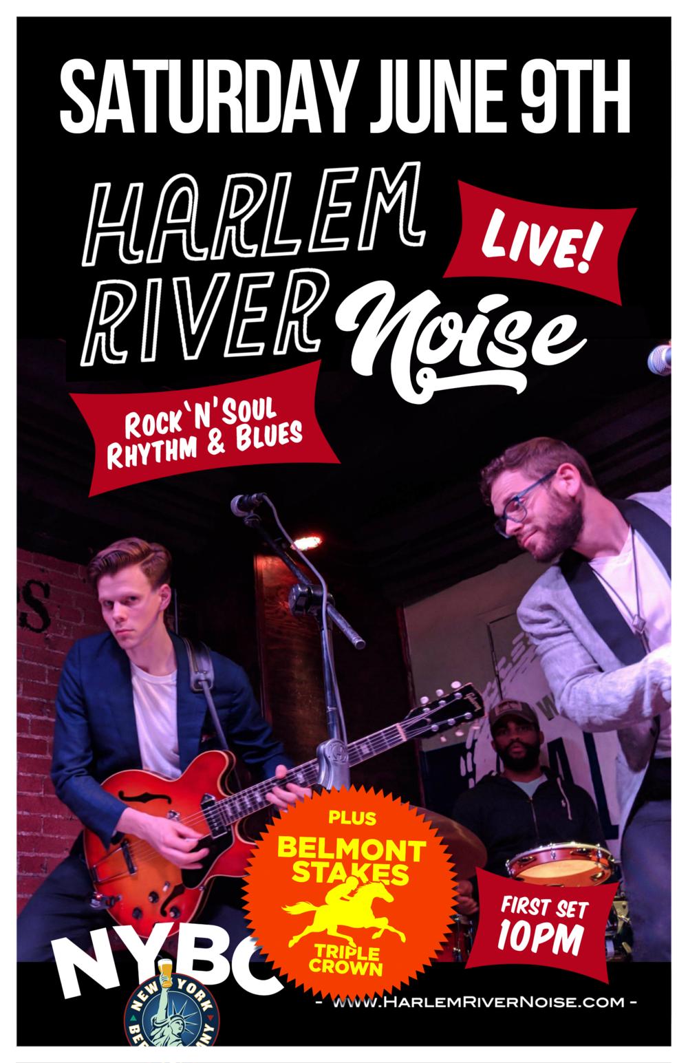 harlem river noise NYC
