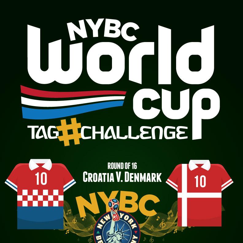 watch World Cup NYC - Croatia vs. Denmark - Round 16