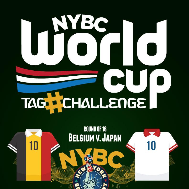 watch World Cup NYC - Belgium vs. Japan - Round 16