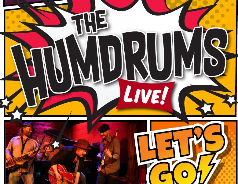 The Humdrums NYC live music near times square