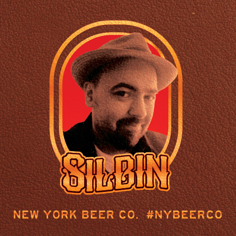 NYC silbin sandovar live at New York Beer Co