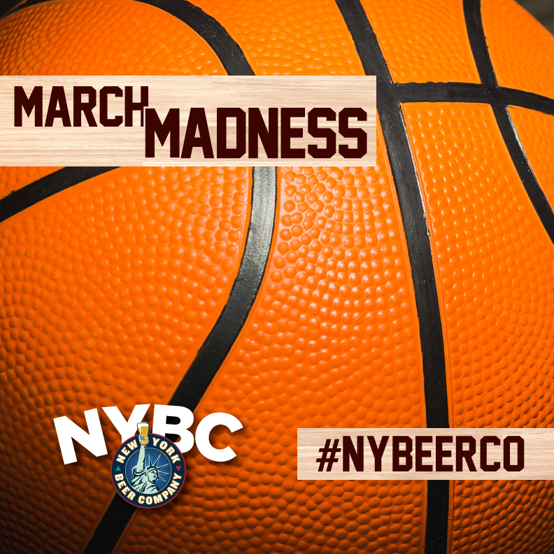 watch march madness in NYC