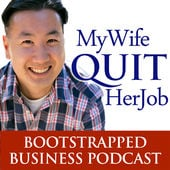 bootstraped business podcast logo