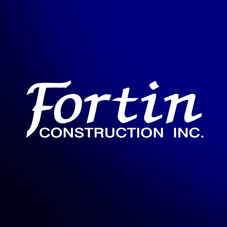 Farmore Marketing recently updated Fortin Construction's logo