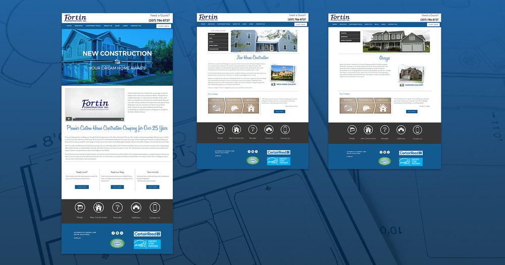 Tamp web design company