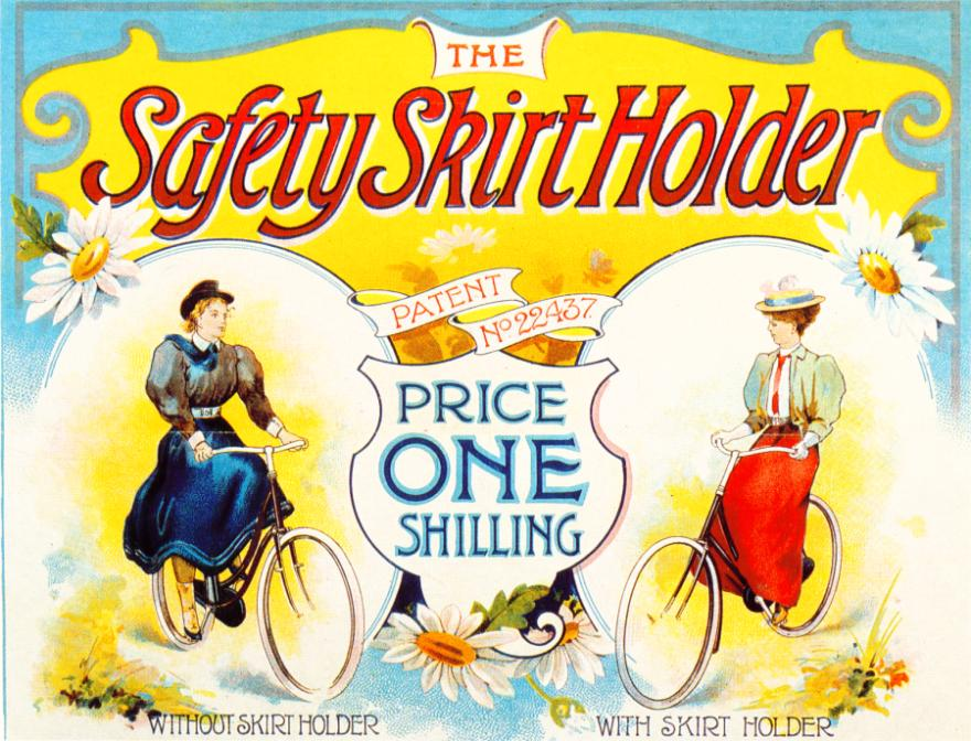 safety skirt holder ad